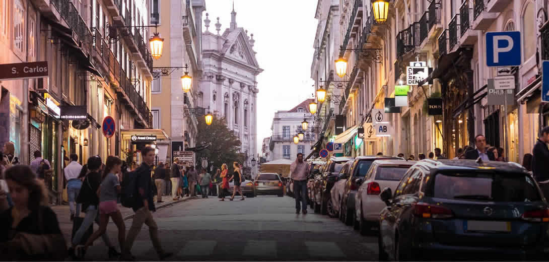 Transfers in Lisbon from 20€